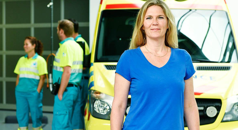 Werken bij RAV Hollands Midden Marthe Cramer
